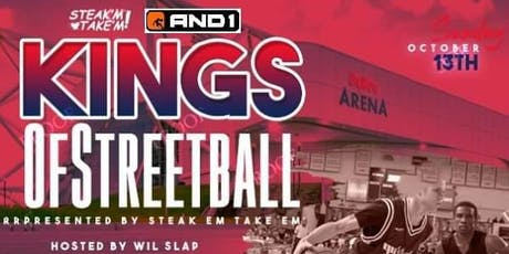 Kings of Streetball (KC Edition) tickets