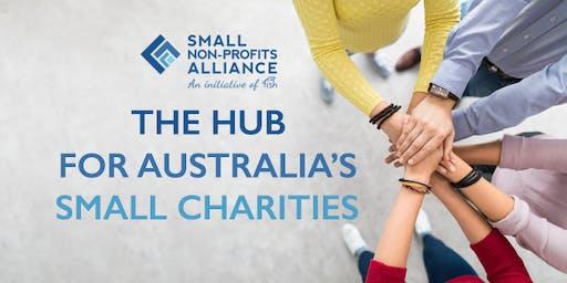 Fundraising Success for Small Non-Profits