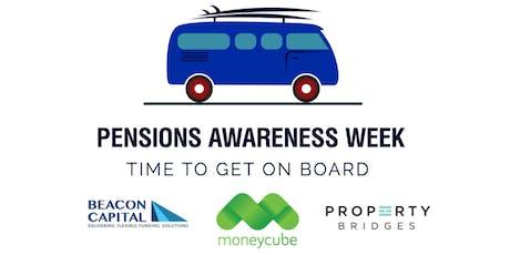 Pensions Awareness Week - Dublin Launch tickets