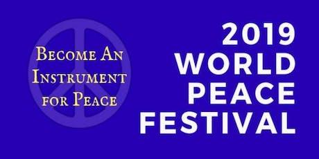 Ekam World Peace Festival - Santa Clarita Peace Point tickets