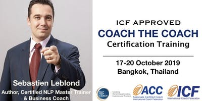ICF Approved Coach the Coach Certification Training