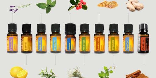 Center for Inner Wisdom, Essential Oils 101