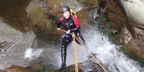 Women's Rainforest Canyon Adventure // Sunday 9th February  tickets