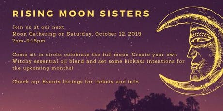Moon Gathering & Spell Weaving workshop tickets