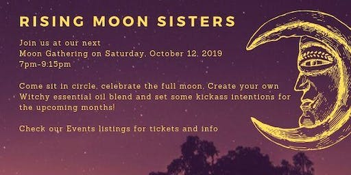 Moon Gathering & Spell Weaving workshop