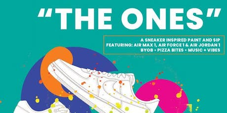 The Ones: Paint and Sip Event  tickets