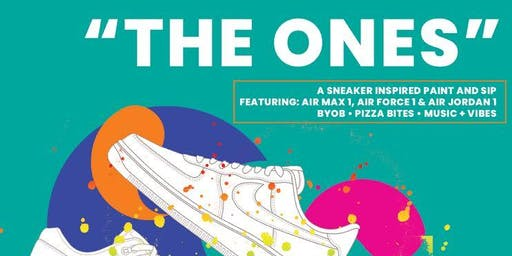 The Ones: Paint and Sip Event