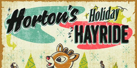 Reverend Horton Heat's Holiday Hayride tickets