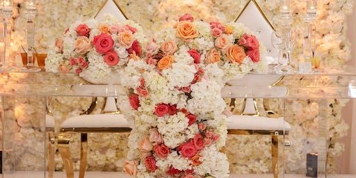 Floral and Event Design Workshop - Weddings