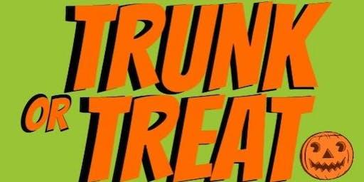 Kinser Trunk or Treat