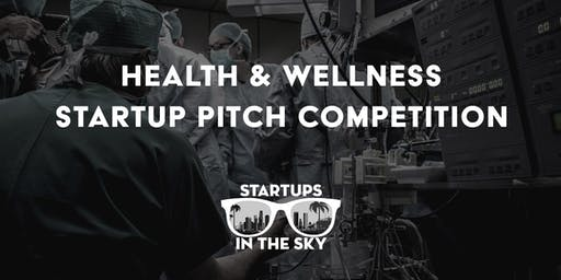 Health & Wellness Pitch Competition