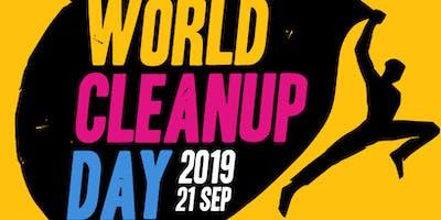 World Clean Up Day september 2019 : Forest / Vorst