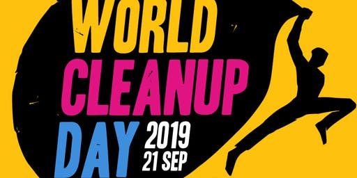 World Clean Up Day september 2019 : Forest / Vorst