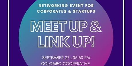 MEET UP & LINK UP 3 : A Networking event - September  tickets