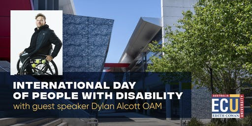 International Day of People with Disability with Dylan Alcott OAM