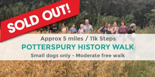 POTTERSPURY HISTORY WALK | APPROX 5 MILES | MODERATE