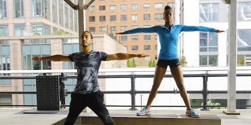 Students Athletes - Fitness Brand Building Workshop + Photoshoot - Buffalo State
