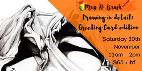 Drawing in Detail: Greeting Card Edition tickets