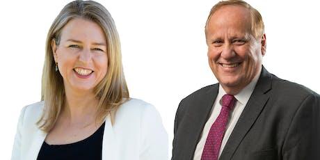 Sundowner with Senator Louise Pratt & Don Punch MLA tickets