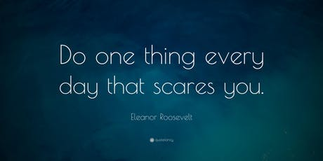 Overcome your fear tickets