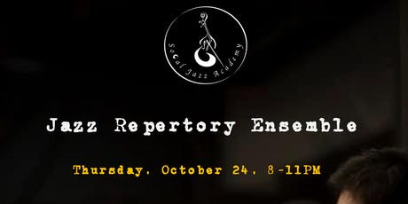 Jazz Repertory Ensemble: Live at Roscoe's Jazz Lounge tickets