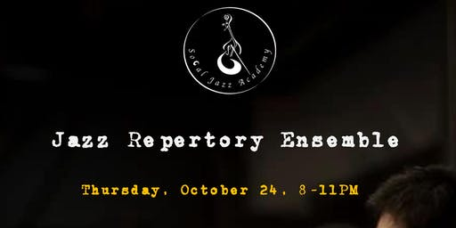 Jazz Repertory Ensemble: Live at Roscoe's Jazz Lounge