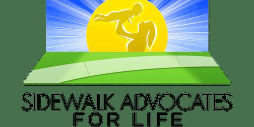 Sidewalk Advocates for Life Training-Certification