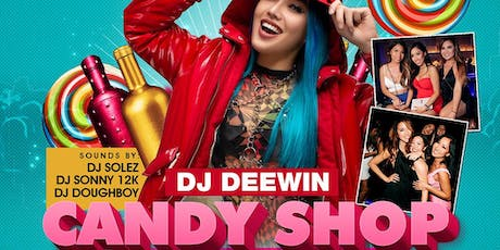 Candy Shop Theme Night - Grand Opening tickets