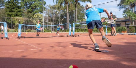 Tennis Clinic with the Eastcourts Tennis Club! tickets