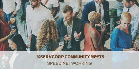 Speed Networking | Servcorp PwC Tower tickets