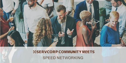 Speed Networking | Servcorp PwC Tower