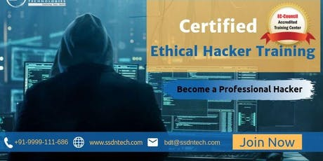 Ethical Hacking Training in Delhi (Paid Training) tickets