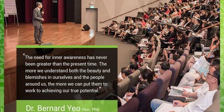 *[Highly Recommended! - FREE Parenting Seminar by Dr Bernard Yeo]* tickets
