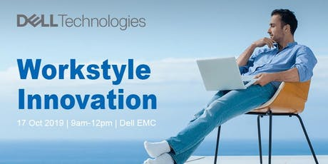 Workstyle Innovation by NOA and VMware tickets