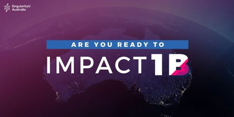 Pitch to Impact 1B | Sydney tickets