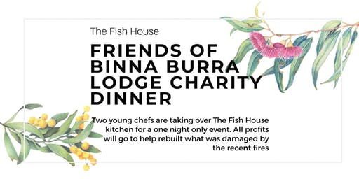 The Fish House Charity Dinner