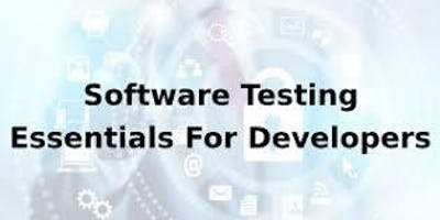 Software Testing Essentials For Developers 1 Day T