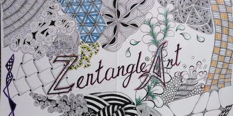 MacPherson: Zentangle Art Course 禅绕画 - Nov 22 - Jan 10 (Fri) 8 sessions tickets