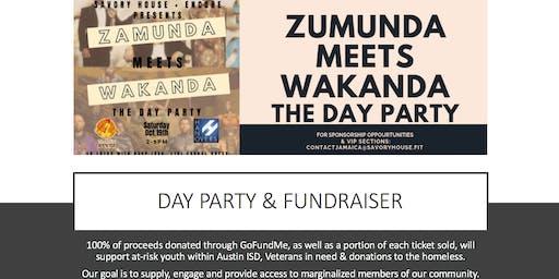 Zamunda Meets Wakanda The Day Party