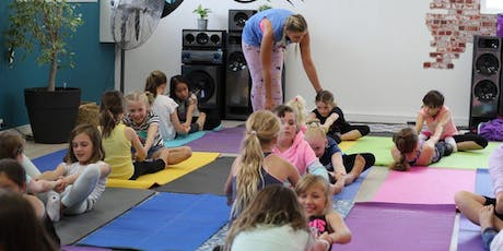 Strength From Within Workshop: Stress & Worry Girls 6-10yrs tickets