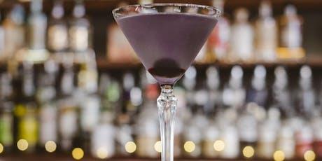 Cocktail Master Class - Elegant Classics tickets