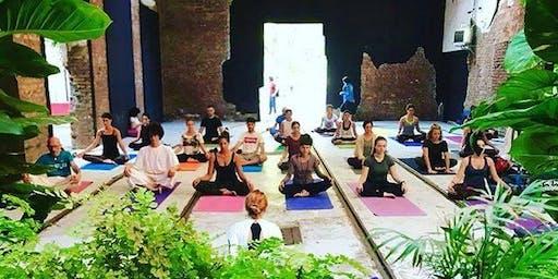 Pacchetto I 4 RITI AL TEMPIO - Yoga Beat