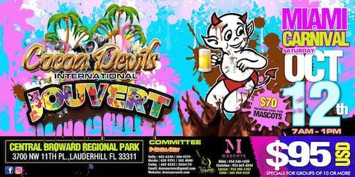 Cocoa Devils International Miami Carnival J'ouvert 2019