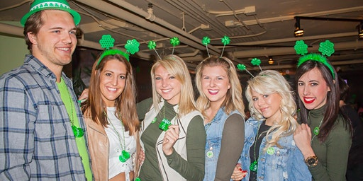 2020 Indianapolis St Patrick's Day Bar Crawl (Saturday)