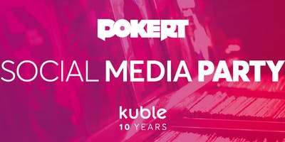 #pokeRT Social Media Party Kuble's 10-year anniversary
