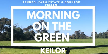 Morning on the green tickets