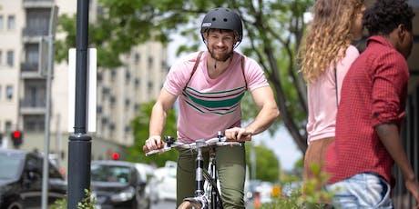 Brekkie on your bike: Ride2Work Day tickets