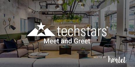 Living in Smart Cities - Techstars Panel & Meet & Greet // Singapore tickets
