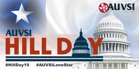 AUVSI Lone Star represents Texas at AUVSI Hill Day! tickets