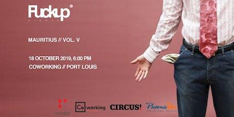 FUN Mauritius // Vol. V tickets